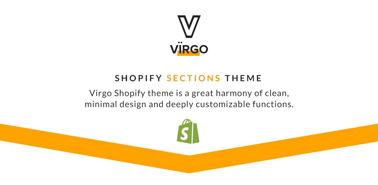 Virgo - Shopify Furniture, Accessories, Bouquet, Beauty, Multipurpose theme - 2
