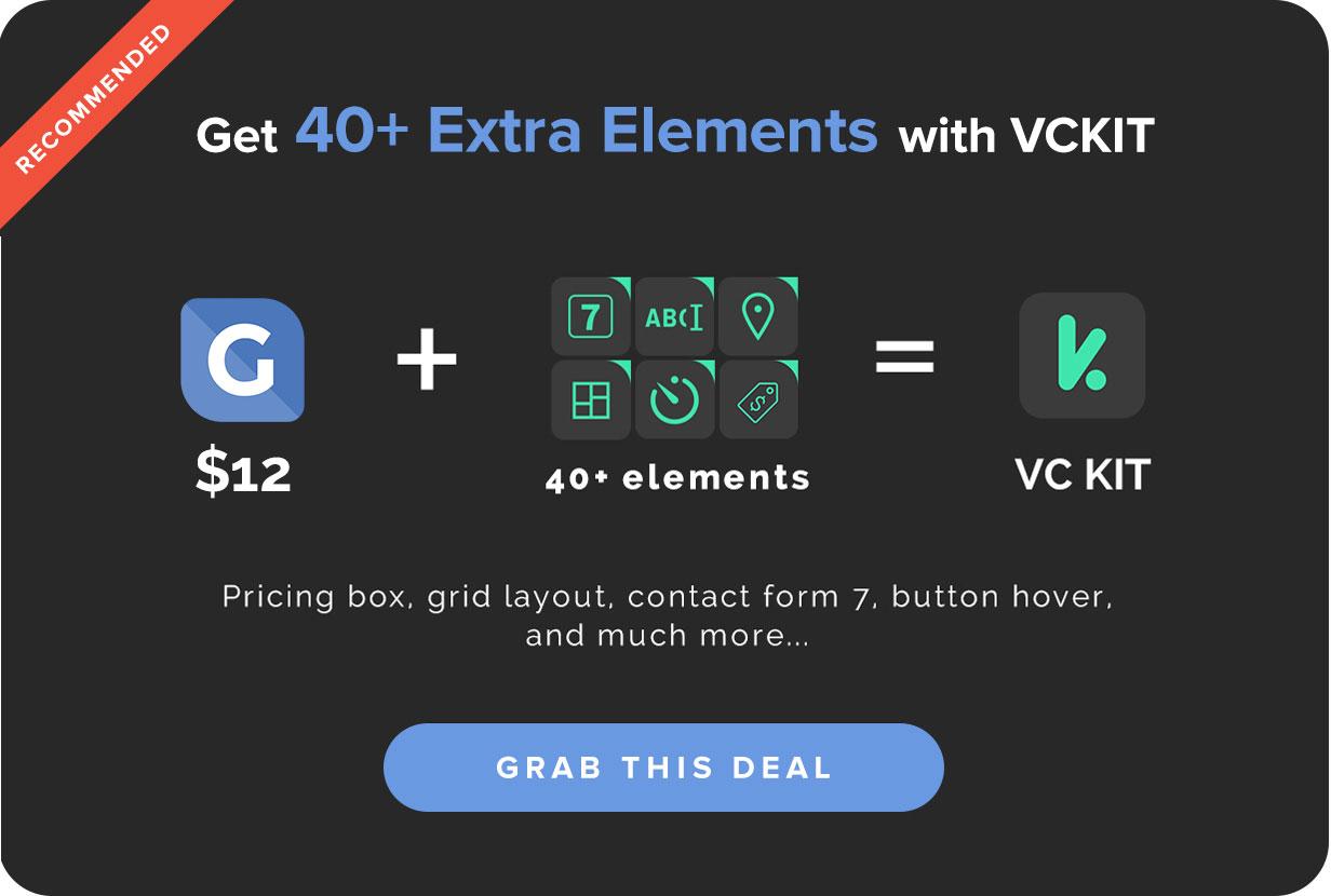 Advanced Grid   Visual Composer add-on 1