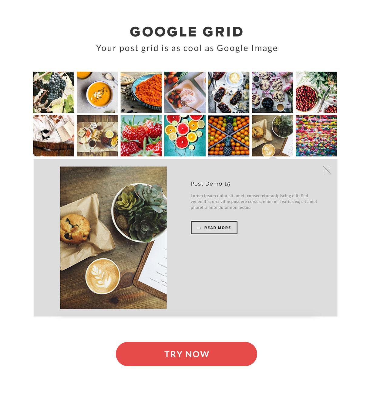 Advanced Grid   Visual Composer add-on 4
