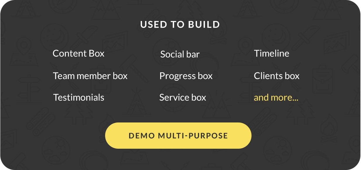 Elegant Icon Box | Visual Composer Add-on | WordPress plugin 5