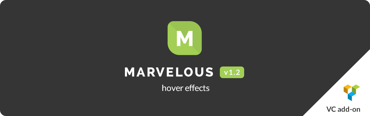 Marvelous Hover Effects | Visual Composer Add-ons | WordPress plugin 2